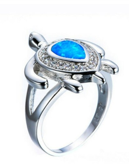 Sterling Silver Ring Image 2