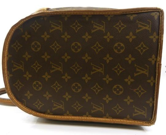 Louis Vuitton Sac Demi Lv Luggage Lv Monogrammed Carry On Brown Travel Bag Image 1