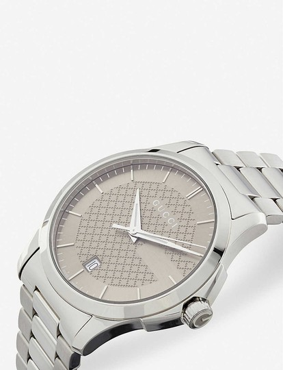Gucci YA126445 G-Timeless stainless steel watch Image 2