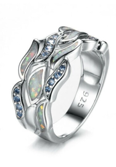 Ring 925 Ring Sterling Silver Image 1