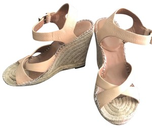Joie Nude Wedges