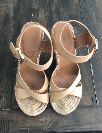 Joie Nude Wedges Image 2