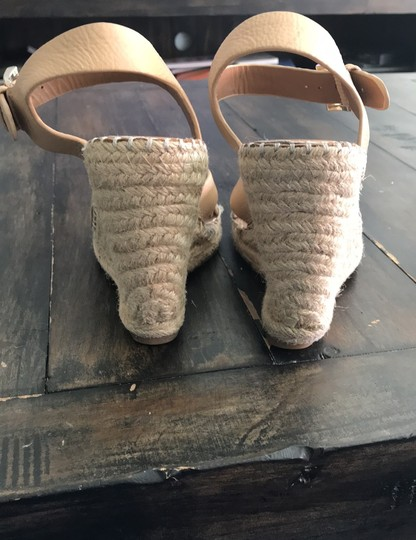 Joie Nude Wedges Image 3