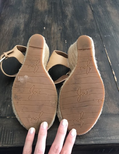 Joie Nude Wedges Image 4