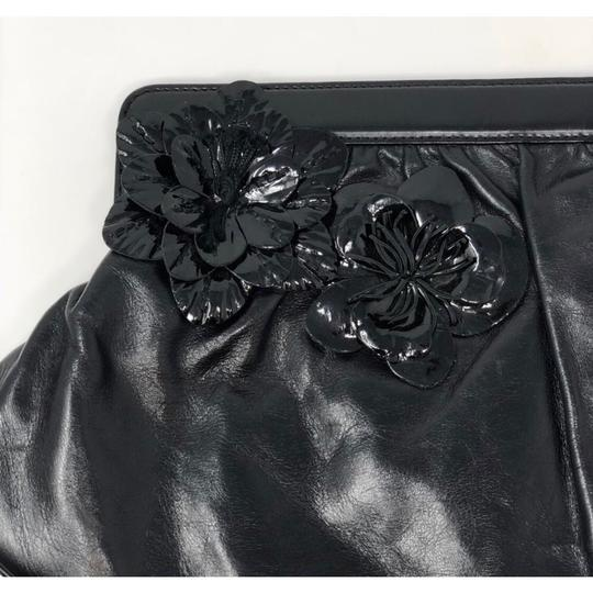 Anne Fontaine Black Clutch Image 1