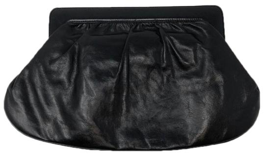 Anne Fontaine Black Clutch Image 2
