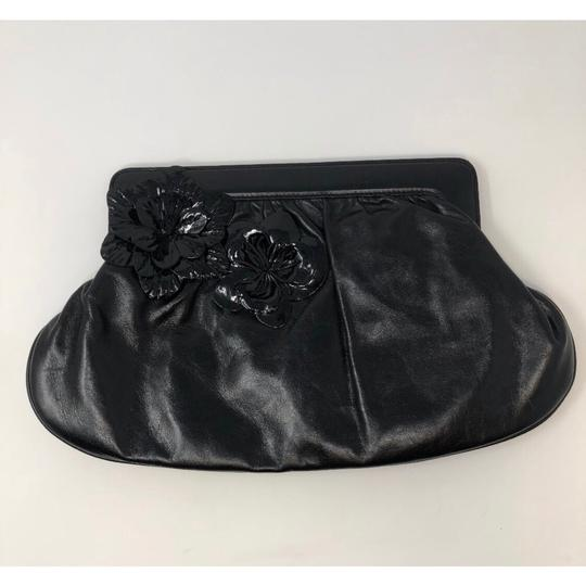 Anne Fontaine Black Clutch Image 5