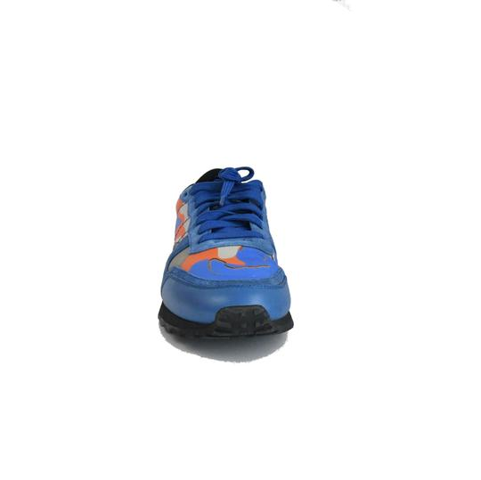 Valentino Blue Orange Athletic Image 3