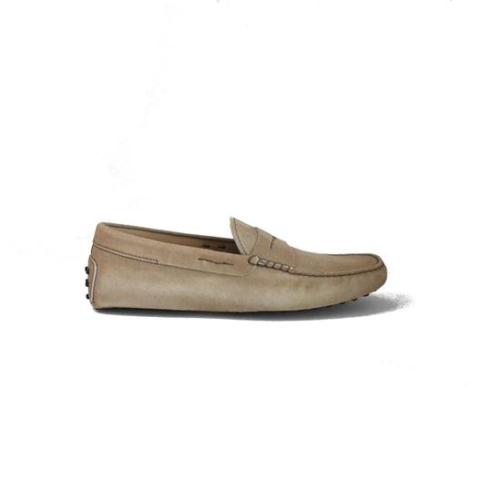 Tod's Light Brown Mules Image 1