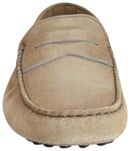 Tod's Light Brown Mules