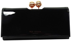 Ted Baker TED BAKER Felicee Bobble Matinee Black Leather Wallet