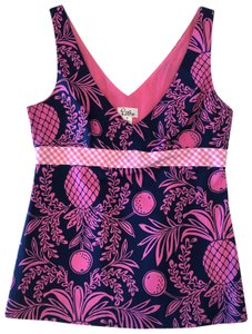Lilly Pulitzer Top purple and pink