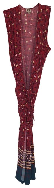 Preload https://img-static.tradesy.com/item/26026346/anne-klein-red-patterned-sleeveless-once-mid-length-workoffice-dress-size-16-xl-plus-0x-0-1-650-650.jpg