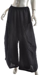Dress To Kill Relaxed Pants Black