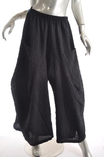 Dress To Kill Relaxed Pants Black Image 1