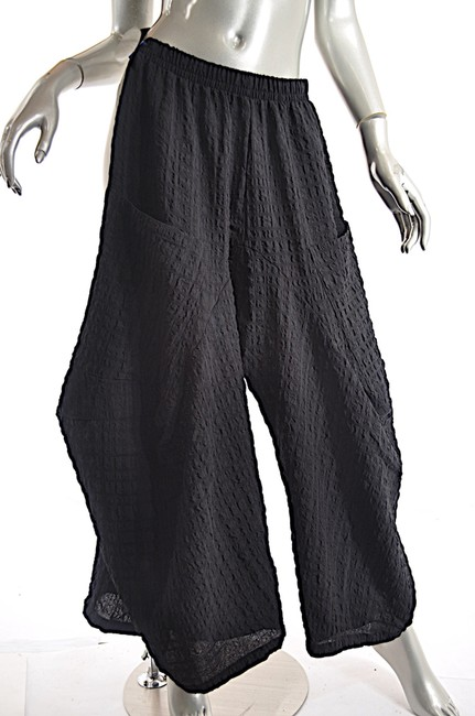 Dress To Kill Relaxed Pants Black Image 3