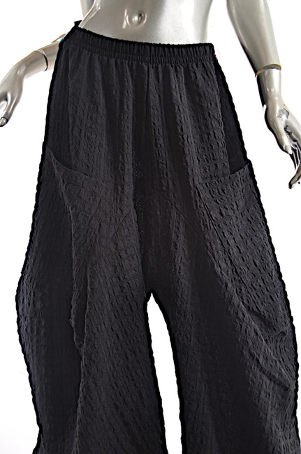 Dress To Kill Relaxed Pants Black Image 4