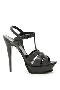 Saint Laurent 527533 0z800 1140 Grey Sandals