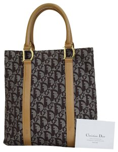 Dior Made In Italy Tote in Brown