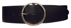 Express Express wide leather belt -Small