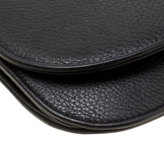 Gucci Leather Black Clutch Image 3