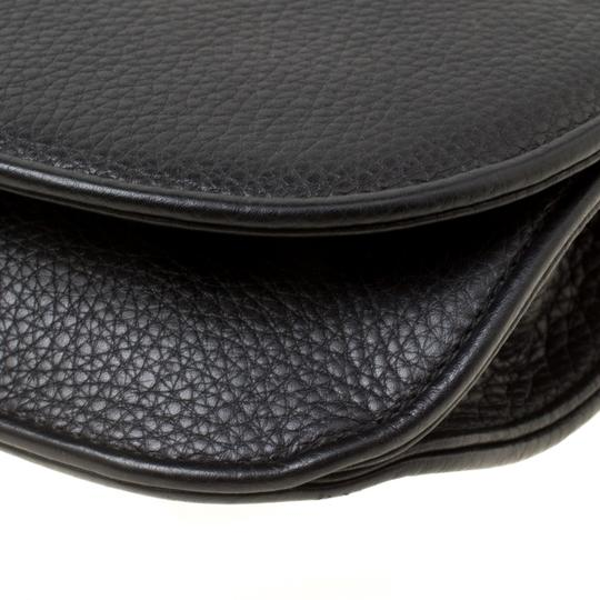 Gucci Leather Black Clutch Image 5
