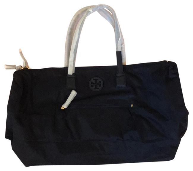 Item - Duffle Small Navy Nylon Weekend/Travel Bag