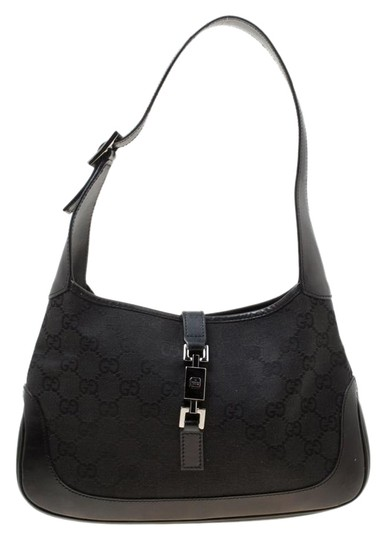 Preload https://img-static.tradesy.com/item/26029666/gucci-jackie-canvas-and-leather-small-black-hobo-bag-0-1-540-540.jpg