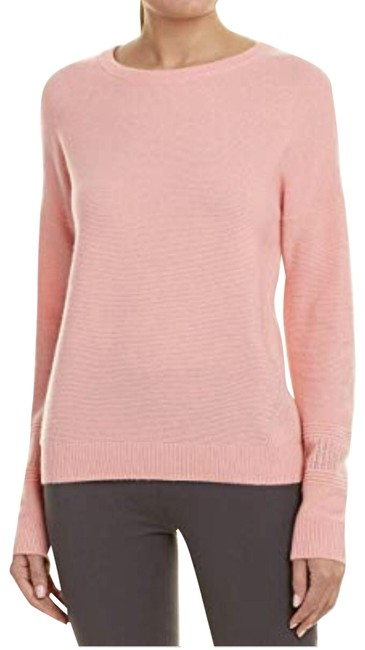 St. John L Collection Links Cashmere Size: L. Pink Sweater St. John L Collection Links Cashmere Size: L. Pink Sweater Image 1