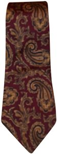 Liberty of London Vintage Liberty of London 100% Silk Men's Paisley Necktie