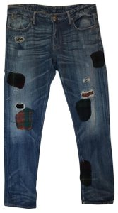 Polo Ralph Lauren Relaxed Fit Jeans-Distressed