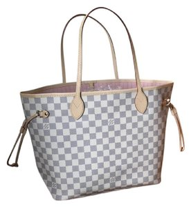 Louis Vuitton Palm Spring Backpack Monogram Tote in Multi