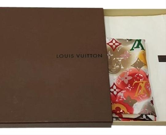 Louis Vuitton Louis Vuitton Paris Silk Square Scarf - 400505 Image 0