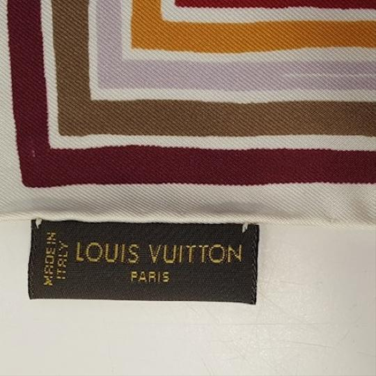 Louis Vuitton Louis Vuitton Paris Silk Square Scarf - 400505 Image 6