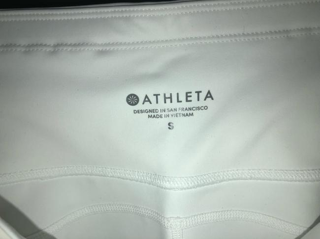 Athleta Contender laser cut 7/8 tight Image 3