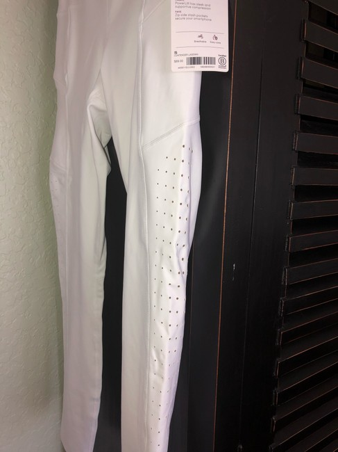 Athleta Contender laser cut 7/8 tight Image 7