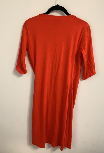 Helmut Lang short dress red on Tradesy Image 1