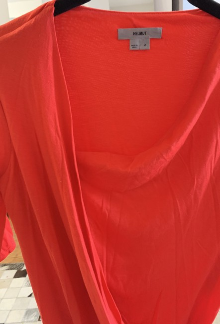 Helmut Lang short dress red on Tradesy Image 2
