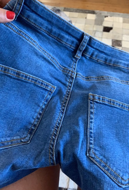 Calzedonia Skinny Pants blue jeans Image 1