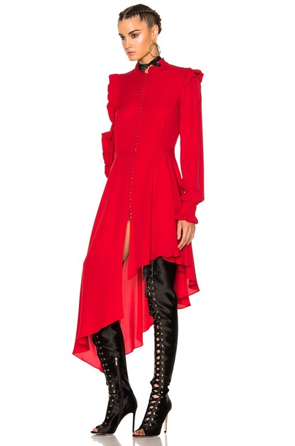 red Maxi Dress by Magda Butrym Image 2