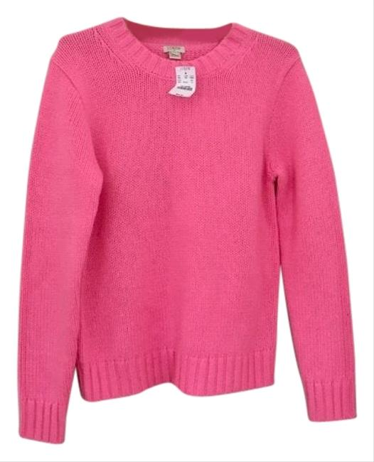 Preload https://img-static.tradesy.com/item/26030911/jcrew-factory-hot-pink-sweater-0-1-650-650.jpg