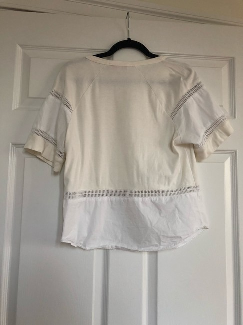 See by Chloé T Shirt white and cream Image 1