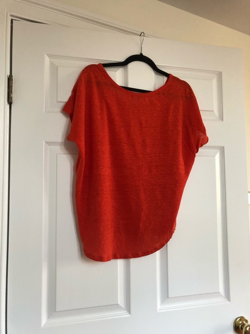 Joie T Shirt Red Image 1