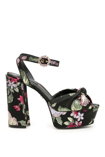 Preload https://img-static.tradesy.com/item/26031060/dolce-and-gabbana-multicolored-dolce-and-gabbana-floral-jacquard-keira-sandals-size-eu-39-approx-us-0-0-540-540.jpg