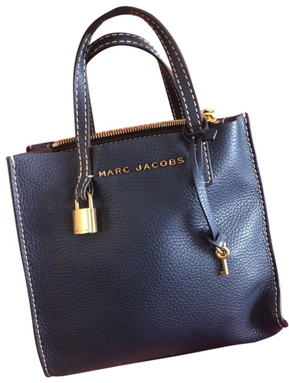 Preload https://img-static.tradesy.com/item/26031070/marc-jacobs-small-grind-blue-leather-tote-0-2-540-540.jpg