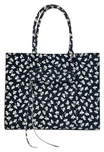 Rebecca Minkoff Tote in Navy Floral