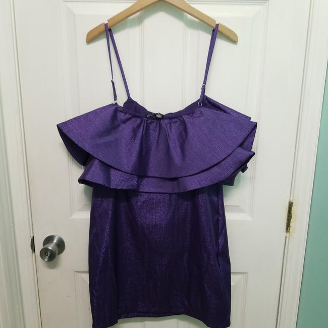 Zara short dress Purle on Tradesy Image 3