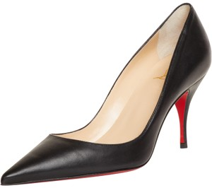 Christian Louboutin Clare 80 Heels black Pumps