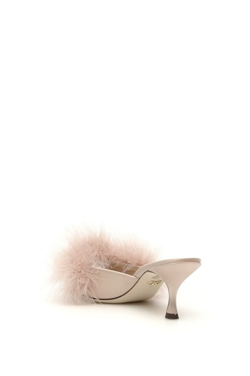 Dolce&Gabbana Cr0873 Aj288 8s181 Pink Mules Image 2