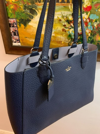 Kate Spade Tote in Navy blue/Icy blue sky Image 1